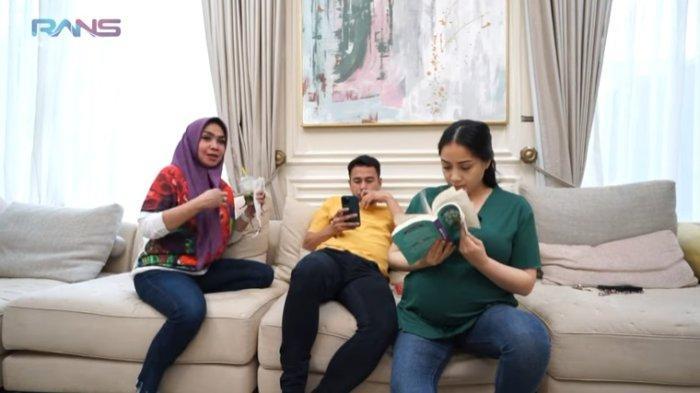 Nagita Slavina Cari Nama Bayi Huruf R untuk Adik Rafathar, Mama Rieta Syok Dengar Usulan Raffi Ahmad