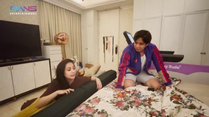 Nagita Dukung Hubungan Billy Syahputra dan Amanda Manopo : Yang Ini Kayaknya Baik