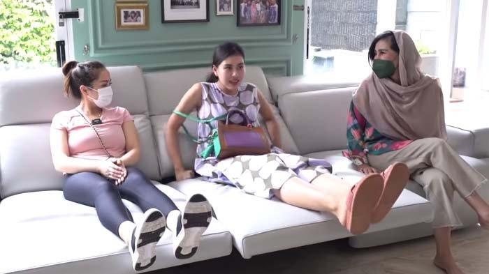 Beli Sofa Puluhan Juta, Nagita Takut Dimarahi Raffi Ahmad, Mama Amy Bereaksi: Belanja Apalagi Kamu?