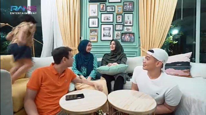 Nagita Sempat Kabur ke Mekkah saat Bertengkar, Raffi Kaget Lihat Istri Selepas Umrah: Doanya Dijawab