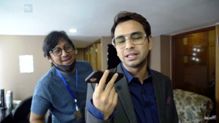 Raffi Tolak Pinangan Jadi Wakil Walikota Tangerang, Roy Marten Beri Tantangan: Jadi Gubernur DKI Aja
