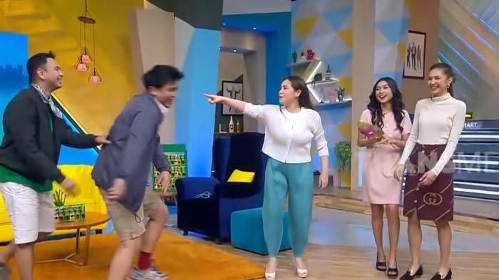 Kelakuan 'Jahat' Raffi Ahmad saat PDKT Dibongkar Mikha Tambayong, Nagita Tunjuk Suami: Parah Lu !