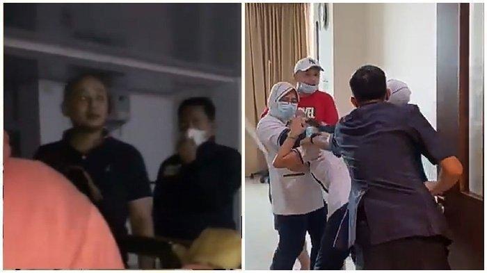 Ini Sosok JT, Pengusaha Sparepart Mobil yang Aniaya Perawat di RS Siloam Palembang, Kini Minta Maaf