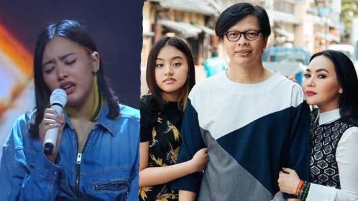 Naja Ikutan Audisi The Voice Indonesia, Armand Maulana Menangis Dengar Suara Sang Putri