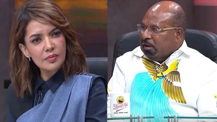 Kondisi Jalan Trans Papua Diungkap Lukas Enembe, Najwa Shihab Terdiam dengar Fakta Sebenarnya