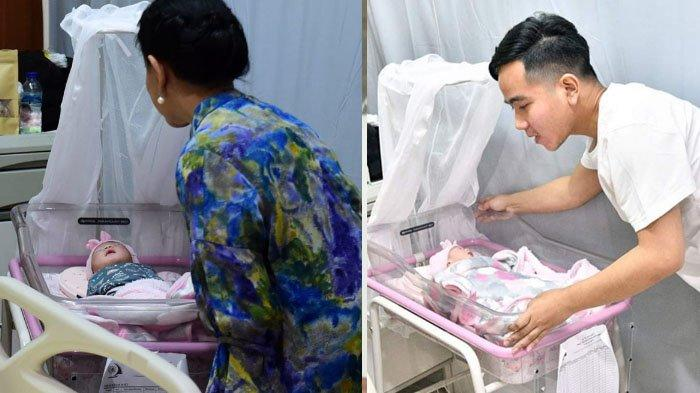 La Lembah Manah Cucu Jokowi Jadi Trending Topik di Twitter, Arti Nama Adik Jan Ethes Diperbincangkan