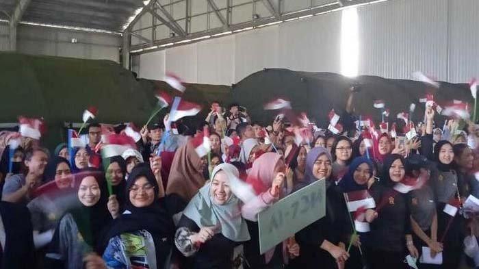 Seluruh WNI dari China Diterbangkan ke Jakarta, Karantina di Natuna Telah Berakhir