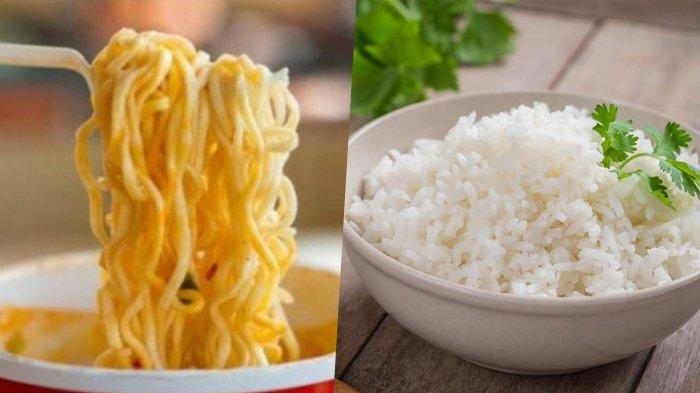 Sering Disepelekan, Ini yang Terjadi pada Tubuhmu Jika Konsumsi Mi Instan Campur Nasi