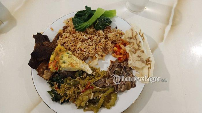 Makanan Favorit di Bogor yang Pas Jadi Menu Makan Siang, Mulai dari Tutug Oncom Hingga Sate Kelinci