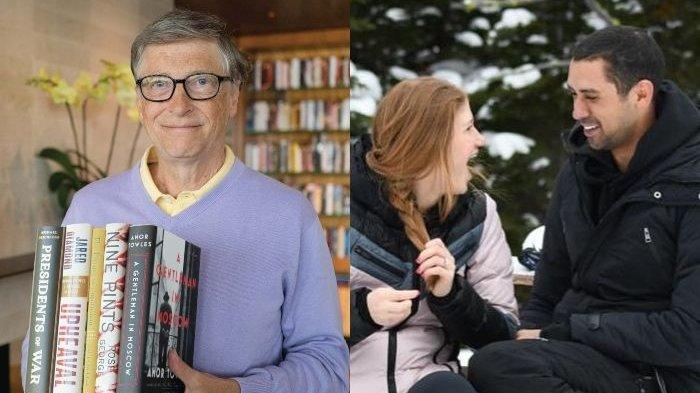 Nassar Lamar Anak Orang Terkaya Sedunia, Ini Sosok Calon Menantu Bill Gates, Miliarder Asal Arab