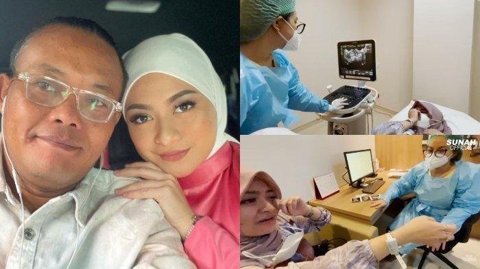 Hamil Anak Sule, Nathalie Holscher Sering Nangis, Dokter Pesan: Tiap Sedih Doakan Bayinya Aja