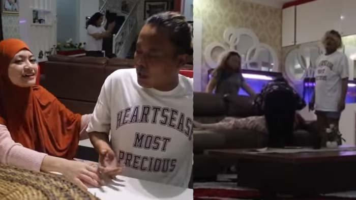 Panik Lihat Nathalie Holscher Pingsan Usai Jatuh dari Tangga, Sule Teriak Kesakitan