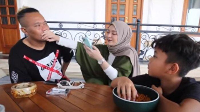Bocorkan Kebiasaan Istri di Kamar, Sule Blak-blakan Ungkap Bagian Tubuh Nathalie yang Disukai : Wow