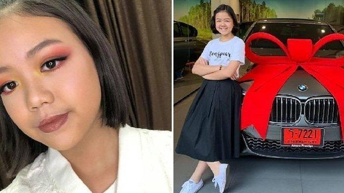 Gadis 12 Tahun Beli Mobil Mewah BMW Pakai Uang Sendiri, Ini Sumber Penghasilannya!