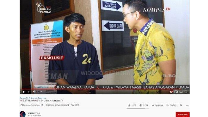 Pengakuan Widodo, Nelayan yang Nyamar Jadi Pelajar STM, Diberi Rp 10 ribu untuk Ramaikan Demo