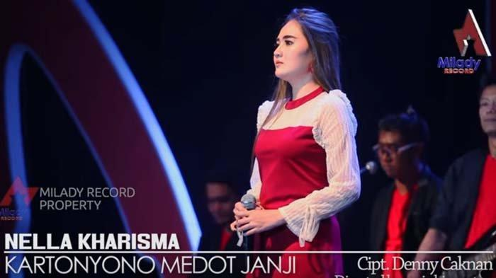 Download Lagu MP3 Kartonyono Medot Janji - Nella Kharisma