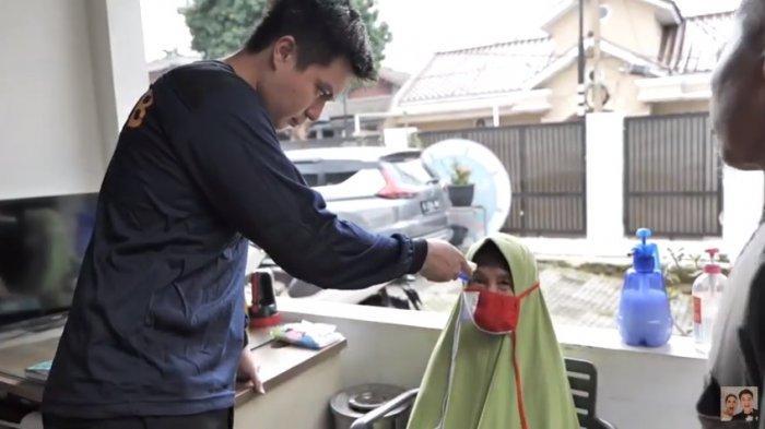 Baim Wong Larang Keluar Rumah karena Kasus Corona Meningkat, Nenek Iroh: Soalnya Manusia Banyak Dosa