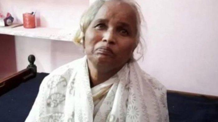 2 Minggu Setelah Dikabarkan Meninggal dan Dikremasi, Nenek Ini Pulang ke Rumah, Keluarga Histeris
