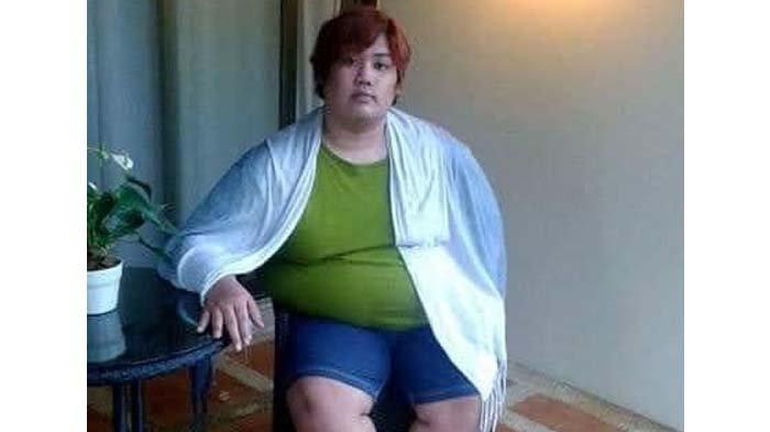 Diet Sukses Nes, Berat Badannya Turun hingga 80 Kg, Penampilan Terbaru Pria Ini Bikin Pangling