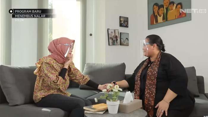 Tangis Putri Delina Pecah Akui Jiwanya Rapuh, Anak Sule Curhat ke Mbak You