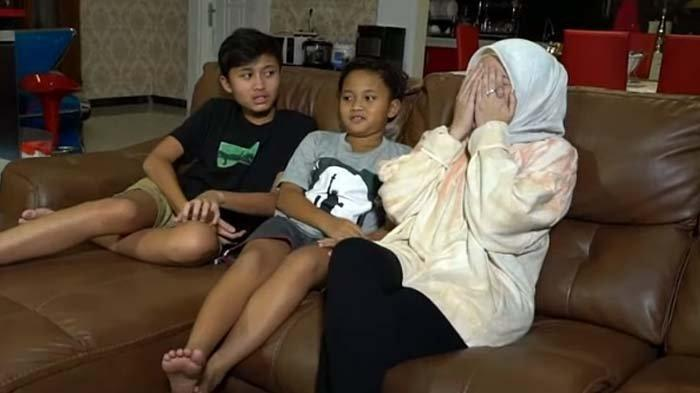 Ngadu Kelakuan Sule, Nathalie Holscher Menangis, Rizwan Ferdi Sindir Bundanya : Kayak Anak Kecil Aja