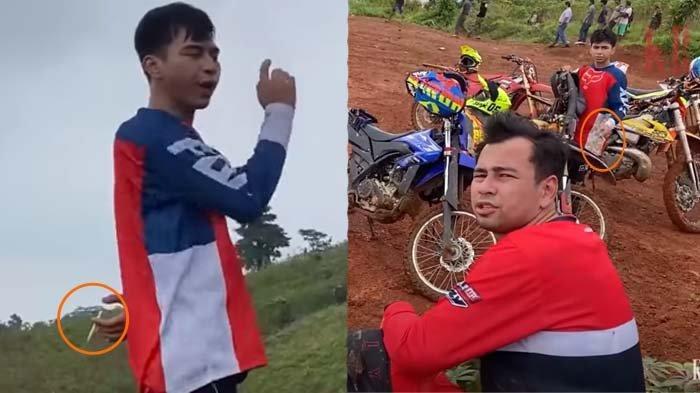 Raffi Ahmad Trabas Sungai dan Tersungkur di Lumpur, Aksi Tak Terduga Dimas Bikin Syok: Gue Baru Tahu