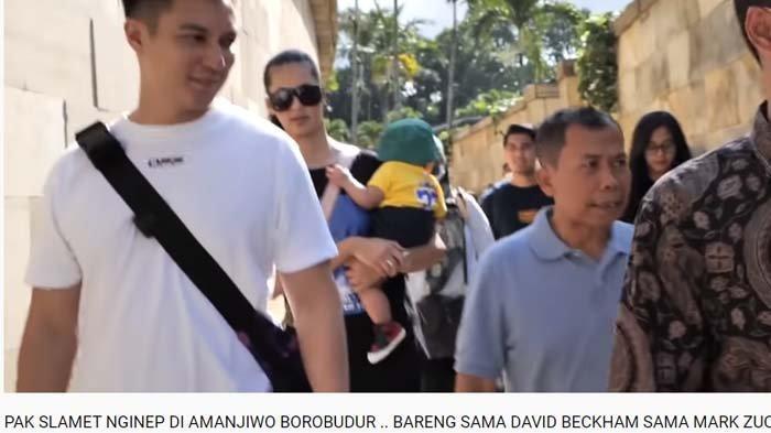 Nginap di Hotel yang Didatangi David Beckham, Kelakuan Sopir Baim Wong Ditegur Suami Paula: Nakal Ya