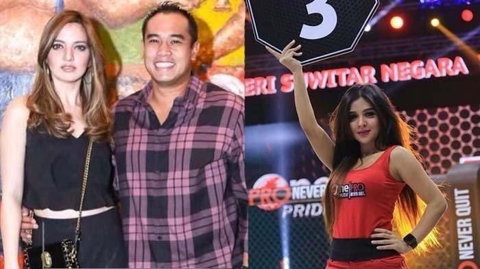 Ardi Bakrie Bandingkan Body Istrinya dengan Gadis Ring, Nia Ramadhani Nyengir : Kalau Aku Perosotan