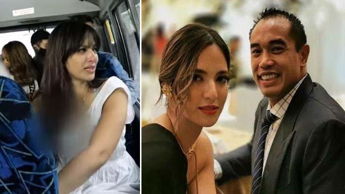 Berurai Air Mata, Nia Ramadhani Nangis Dihujat Jadi MC, Ardi Bakrie Lakukan Ini Demi Hibur Istri