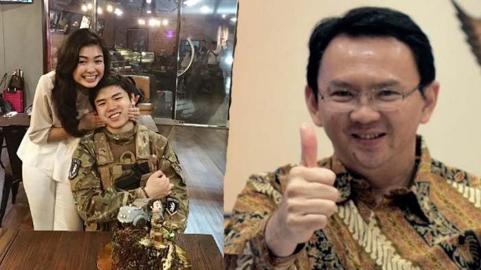 Finalis Miss Indonesia 2019 Ini Jadi Kekasih Nicholas Sean, Begini Sosok Calon Menantu Ahok