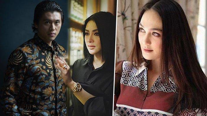 Selain Syahrini Reino Barack & Luna Maya, Ini 5 Pasangan Artis yang Terlibat Cinta Segitiga
