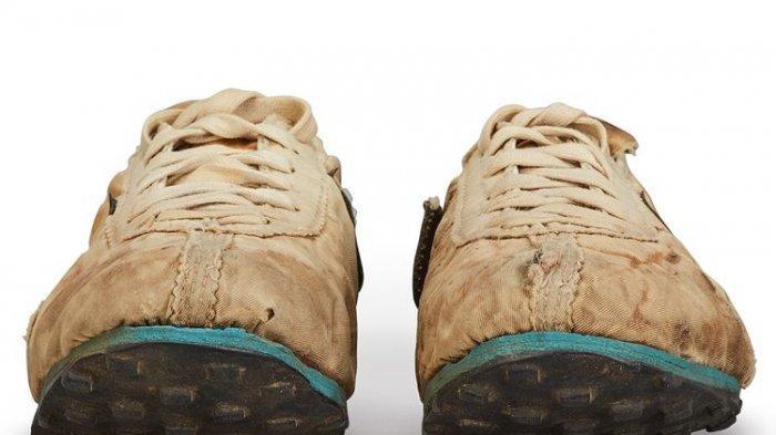 Sepatu Langka Nike Dilelang, Harga Dasarnya Tembus Rp 1,4 Miliar, Cuma Ada 12 Pasang di Dunia