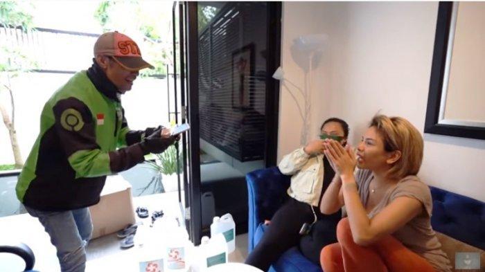 Diberi Uang Oleh Nikita Mirzani, Driver Ojol Tunjukan Chat dari Istri : Masih Kurang Rp 400 ribu
