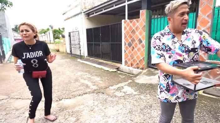 Nikita Mirzani Lari Ketakutan Dikejar Hewan Piaraan Irfan Hakim: Mending Berantem Dilaporin Polisi !