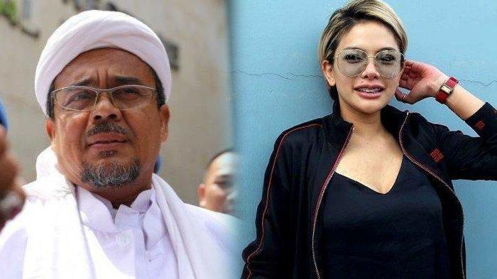 Nikita Pertanyakan Kesehatan Habib Rizieq, Vanessa Angel : Aku Hamil Besar Dipanggil Polisi Datang