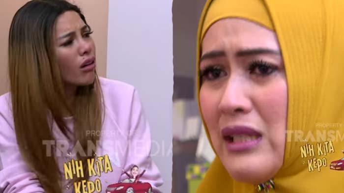 Nikita Mirzani Sebut Istri Kedua Kiwil Pelakor, Meggy Nangis Lihat Reaksi Anak, Nyai: Netizen Jahara