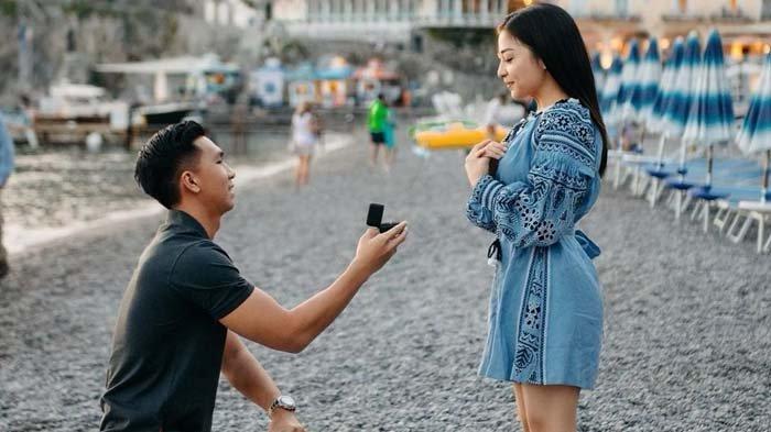Nikita Willy dan Indra Priawan Resmi Menikah, Intip Foto-foto Pernikahannya Nan Sakral