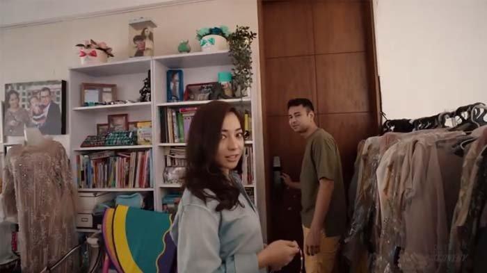 Kagetnya Nikita Willy saat Datang ke Rumah Nagita, Syok Disuruh Lakukan Ini : Gak Sopan Deh Raffi !