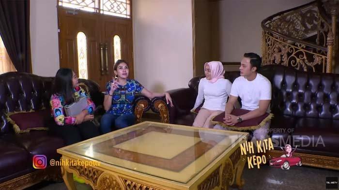 Nikita Mirzani risih lihat rumah Muzdalifah