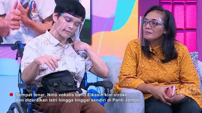 Bongkar Perlakuan Istri dan Keluarga, Nino Elkasih Tega Ditinggal Sendiri di Panti Jompo saat Stroke