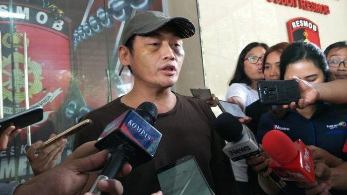 Kasus Ninoy Karundeng, Sekjen PA 212 Bernard Abdul Jabbar Ditahan di Rutan Polda Metro Jaya