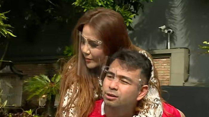 Berstatus Janda, Nita Thalia Bikin Raffi Ahmad Gerogi saat Digoda Seperti Ini : Gitu Doang Cemen !