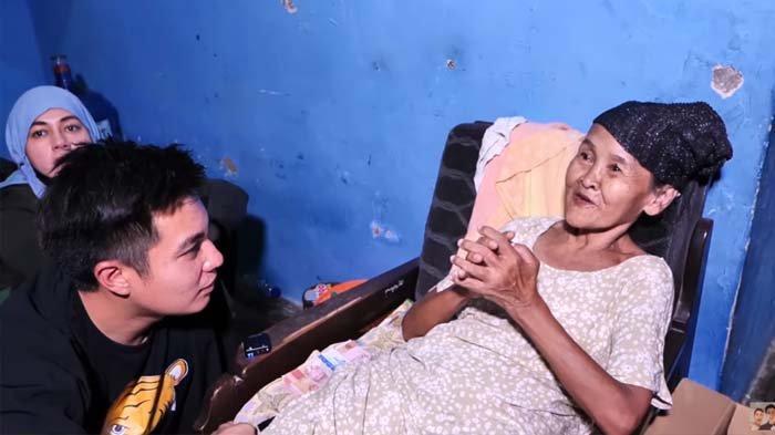 Baim Wong Langsung Tertunduk, Nenek Iroh Ucap Permintaan Terakhir Seandainya Ia Meninggal Dunia
