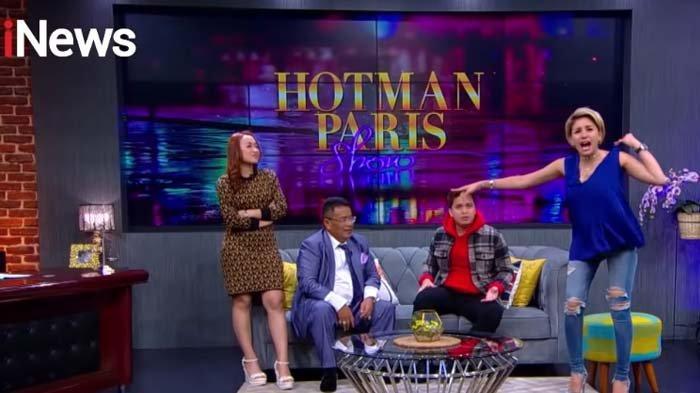 Dibentak Nikita Mirzani & Ditertawai Billy Syahputra, Hotman Paris : Makin Berduit Lu Gak Perlu ATM