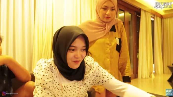 Putri Delina Digoda Pria Asing di Aplikasi, Nathalie Holscher Murka