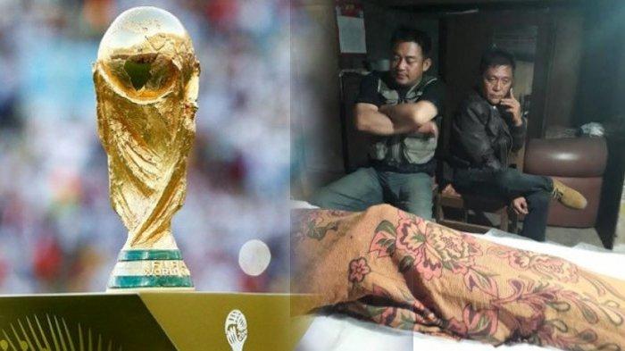 Mau Nobar Final Piala Dunia, Seorang Pria Tewas Ditikam Tetangga, Keluarga Korban Mengamuk