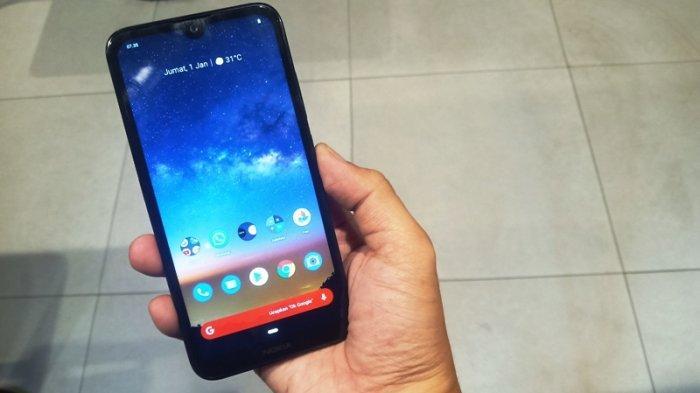 Luncurkan Produk Baru, Ini Spesifikasi Lengkap dan Harga Nokia 2.2 di Indonesia