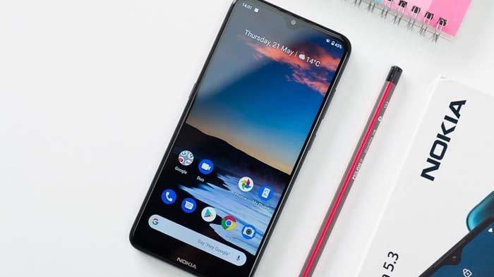Nokia 5.3 Resmi Dirilis di Indonesia, Ini Spesifikasi dan Harganya