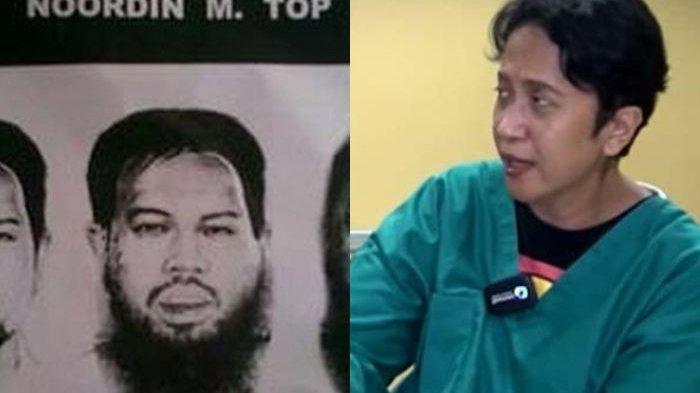 Noordin M Top Tewas Ledakkan Diri, Dokter Merinding Lihat Wajah Teroris saat Diautopsi: Penuh Lubang