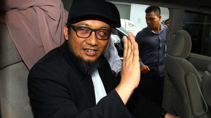 Mahfud MD Sudah Tahu Pelaku Penyiram Air Keras Novel Baswedan : Ada Dua Orang